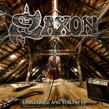Saxon - Unplugged And Strung UP [CD]