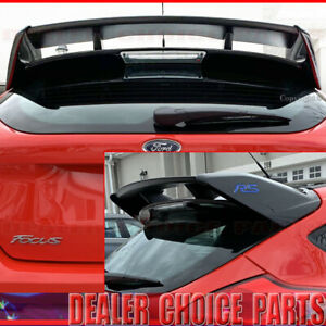 2012-15 2016 2017 2018 2019 Ford Focus Hatchback RS Style Spoiler Wing UNPAINTED
