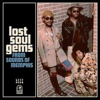 LOST SOUL GEMS FROM SOUNDS OF MEMPHIS Various NEW & SEALED 70s SOUL CD (KENT)