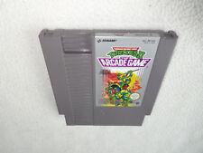Turtles II 2 the Arcade Game NES Spiel nur das Modul