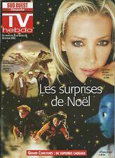 Sud Ouest Dimanche TV Hebdo 22/12/2002 Ophélie Winter 20/3216