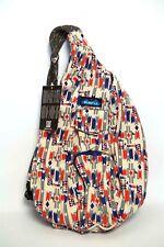 Kavu Rope Bag Sling Backpack Women's Travel Hiking Day pack Cotton Mesa