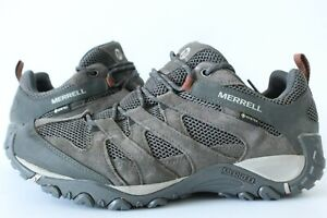 MERRELL Alverstone Goretex Mens Walking Shoes, Men Trainers UK Size 11