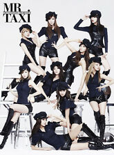 SNSD Girls' Generation - Mr.Taxi 3rd Album New Sealed CD KPOP