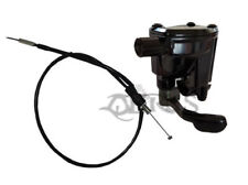 Thumb Throttle Assembly & Cable to Fit Yamaha 700 Raptor Quad Bike Parts