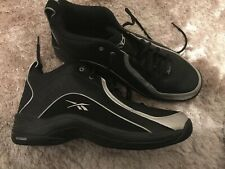 New REEBOK DMX SERIES Men's Black  Basketball Shoes Boots UK 10.5 / EU 45