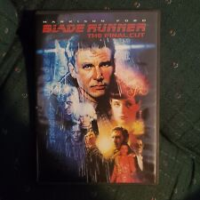 Blade Runner - The Final Cut (Dvd, 2010) Harrison Ford