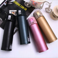 500ML Water Bottle Vacuum Insulated Flask Thermal Sport Vacuum Hot Water Tea Cup
