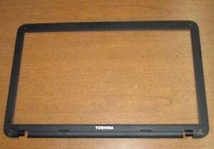 GENUINE!! TOSHIBA C855D-S5104 C855D SERIES LCD FRONT BEZEL V000270360
