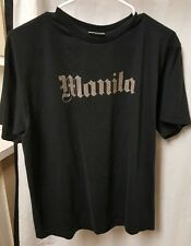 Manila Philippines L  graphic t-shirt