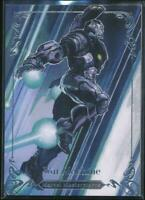 2018 Marvel Masterpieces Trading Card #34 War Machine /1999