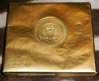 President Johnson Medal Paperweight Presidential Holiday Gift