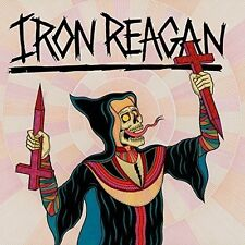 Iron Reagan - Crossover Ministry [New CD] Digipack Packaging