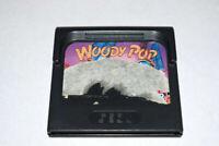 Woody Pop Sega Game Gear Video Game Cart