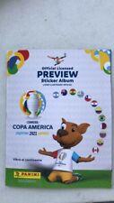 Album Empty Softcover Copa America 2021 + Set Complete 400 stickers
