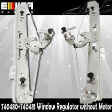 2x WINDOW REGULATOR CLIPS REAR LEFT/&RIGHT DOORS BMW E46 3 SERIES 323i 325i CS45