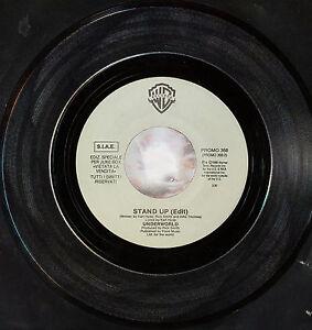 "MADONNA CHERISH UNDERWORLD 1989 PROMO JUKE-BOX ITALY 7"" VINYL  45 giri/rpm"