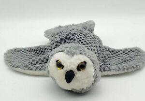 Caltoy Owl Glove Hand Puppet Big Eyes Plush Teachers Preschool Stuffed Toy