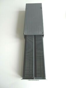 GEPE UNIVERSAL 35mm SLIDE MAGAZINE STORAGE BOX 2 x 50 TRAYS 100 SLIDES