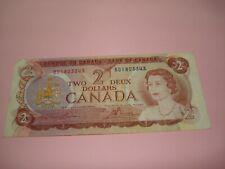 1974 - Canada $2 bill - Canadian two dollar note - BD1803343