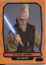 Star Wars Galactic Files Series 1 Base Card #79 Ki-Adi-Mundi