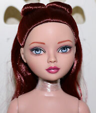 "Tonner Wilde 16"" Ellowyne Purple Rain FAO Schwarz Nude Doll Orig Box 011-119"