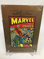 Golden Age Marvel Comics Volume 4 Collects 13 14 15 16 Masterworks HC New Sealed