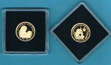 B1607 - VATICAN Coffret Médailles Anniversaire 2010 en Or