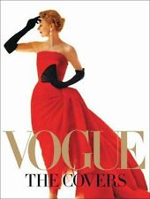 VOGUE: THE COVERS [With 5 Classic Covers for Framing] by Dodie Kazanjian Hardcov