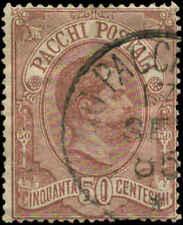 Italy Scott #Q3 Used Parcel Post