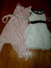 Nwot~Girl's~My Michelle&Crystal Doll~Flowy~Sleeveless Dressy Dresses Sizes 10