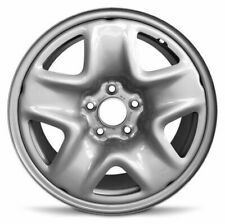Set Of 4 17 Inch Steel Wheel Rims For 2006 2012 Ford Escape 17x7 5 Lug 1143mm