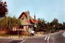 PHOTO  1981 WARWICKSHIRE WOODCOTE LANE JUNCTION LEEK WOOTTON THE COTTAGE ON THE