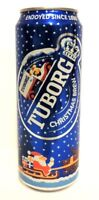 Tuborg Christmas beer can. 450 ml. Bottom open! Limited Edition