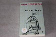 Ostatnie historie  - Tokarczuk Olga - POLSKA KSIĄŻKA
