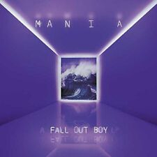 Fall Out Boy - Mania (NEW CD ALBUM)