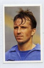 (Jh425-100) RARE,Trade Card Booster of Trevor Steven  Footballer 1986 MINT