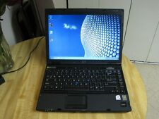 "HP Compaq nc6400 14.1"" Notebook - 1.86GHz Core Duo 640GB HDD 2GB RAM with Win 7"