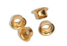 "100 pk GOLD grommets self piercing 5/32"" #000 for garment & crafts USA seller"