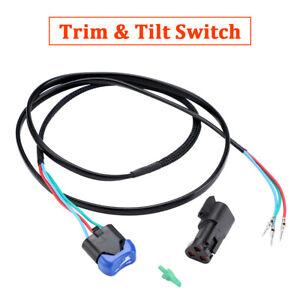 OEM Trim & Tilt Switch Assembly Kit 5006358 For Johnson Evinrude Outboard Engine