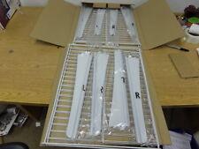 New Shelf Track Frame Kit Qty 4 Shelves model 28999 *Free Shipping*