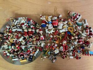 Weihnachtsfiguren diverse Sammlung  *** RIESEN ANZAHL ***