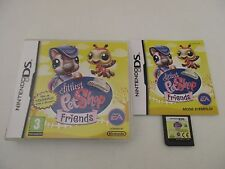 LITTLEST PET SHOP FRIENDS A LA CAMPAGNE - NINTENDO DS - JEU DS LITE DSi COMPLET