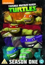 Teenage Mutant Ninja Turtles Season 1 DVD 2014 Region 2