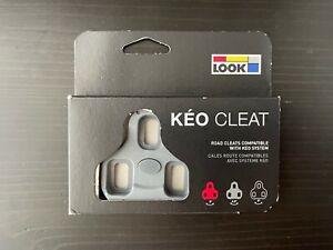 New Look Keo Cleat Grey 4.5 deg