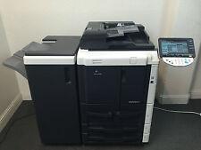 Konica Minolta Bizhub 601 Copier Printer Scanner & Staple LOW 286k total pages