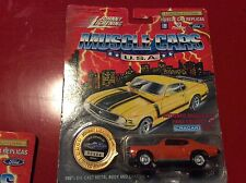 1970 Chevy chevelle Ss Johnny Lightning Jl 1/64 muscle cars Usa 1994