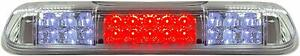LED 3rd Third Brake Light Bar - Replacement for 2004-2008 Ford F150 (Clear)