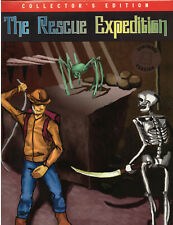 ATARI XL/XE  Spiel. THE RESCUE EXPEDITION . Cartridge Version