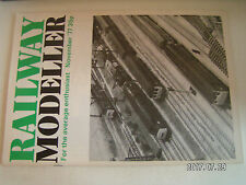 **1c Railway Modeller November 77 Northumberland Central Barry Railway 10T wagon